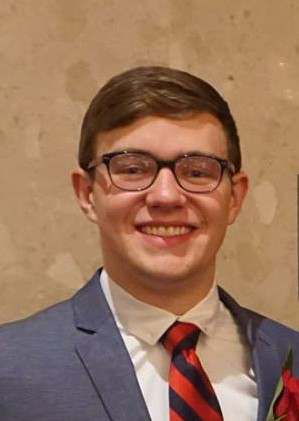 Image of Tyler Dubois, 2017-18 Tower Guard President