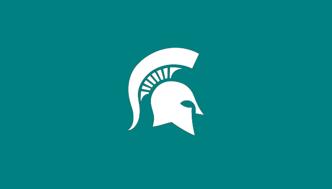 White Spartan helmet on a teal background. Teal is the color for Sexual Abuse Awareness