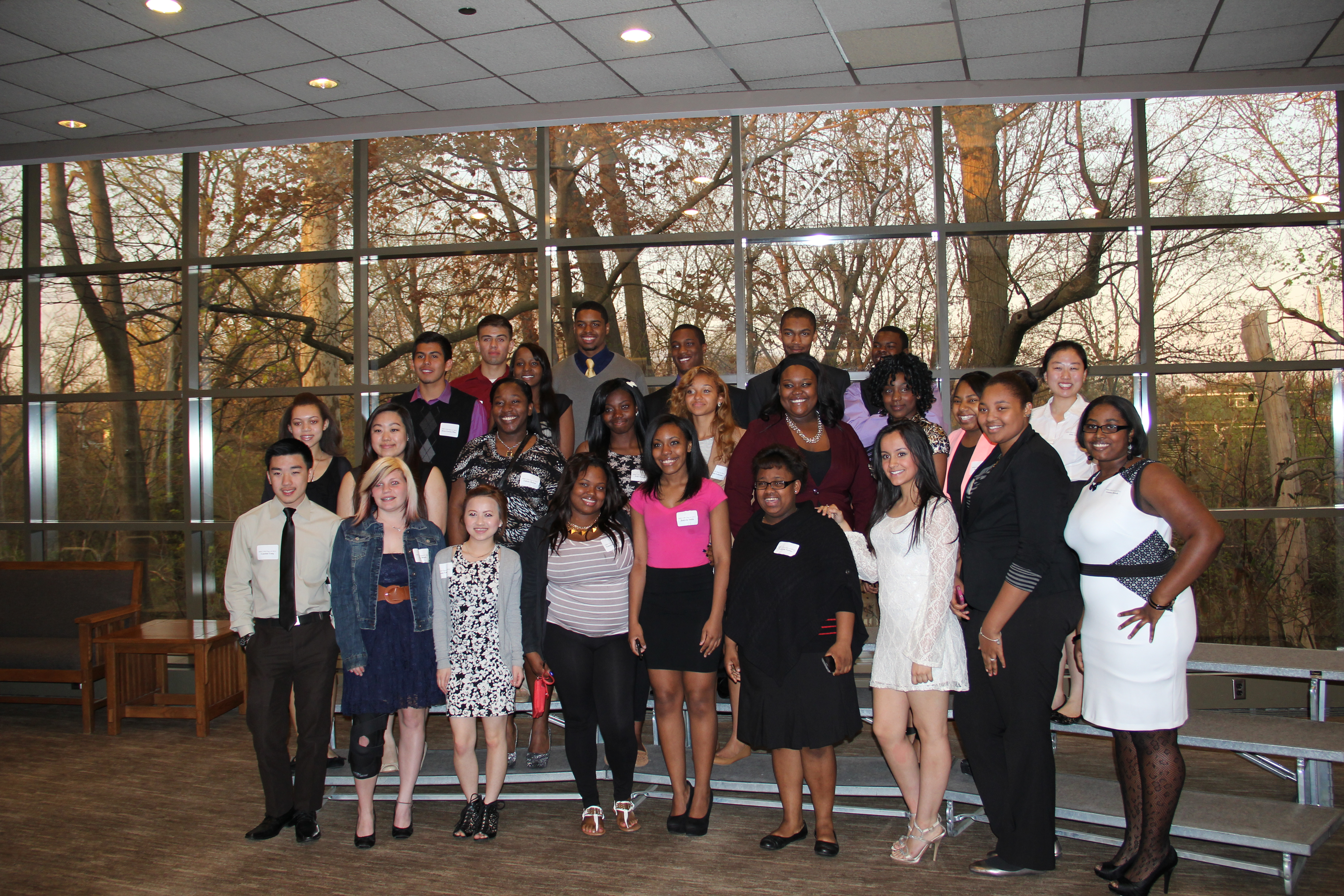 Annual Dinner Celebrates Accomplishments of Upward Bound High ...